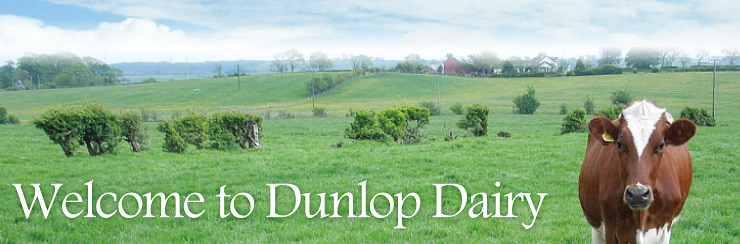 Welcome to Dunlop Dairy